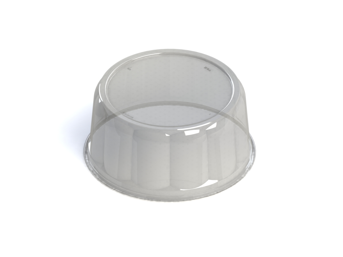 "11"" Round Cake Containers"