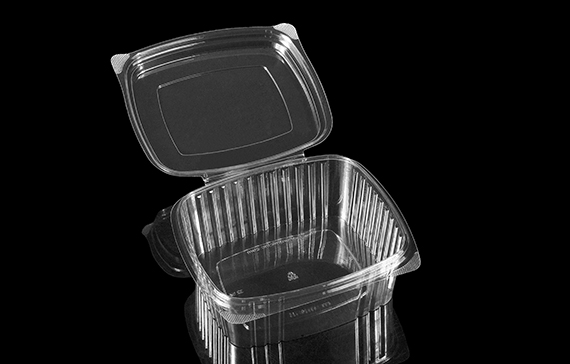 Deli Series-B 32oz., Dome Lid