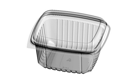 Deli Series-A 16oz., Dome Lid