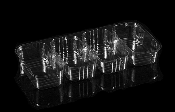 "Tray 4-Cell 8.5"" x 4"""