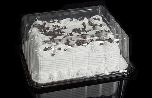 Sheet Cake Containers